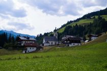 Untertilliach in Osttirol • © TVB Osttirol