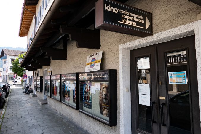 Lamm Kino Garmisch