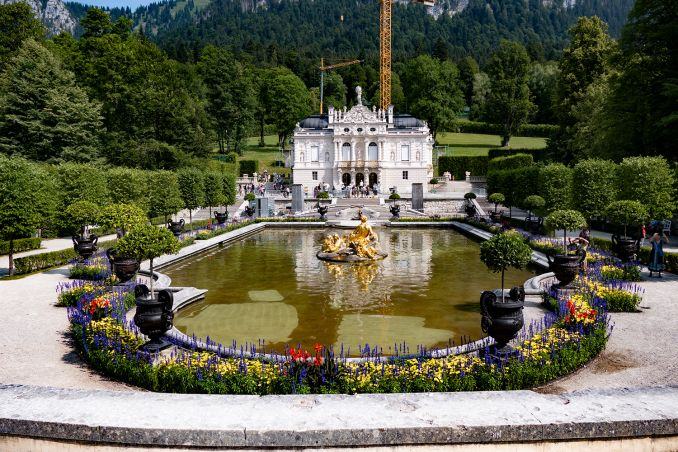 Schloss Linderhof Ettal Kultur