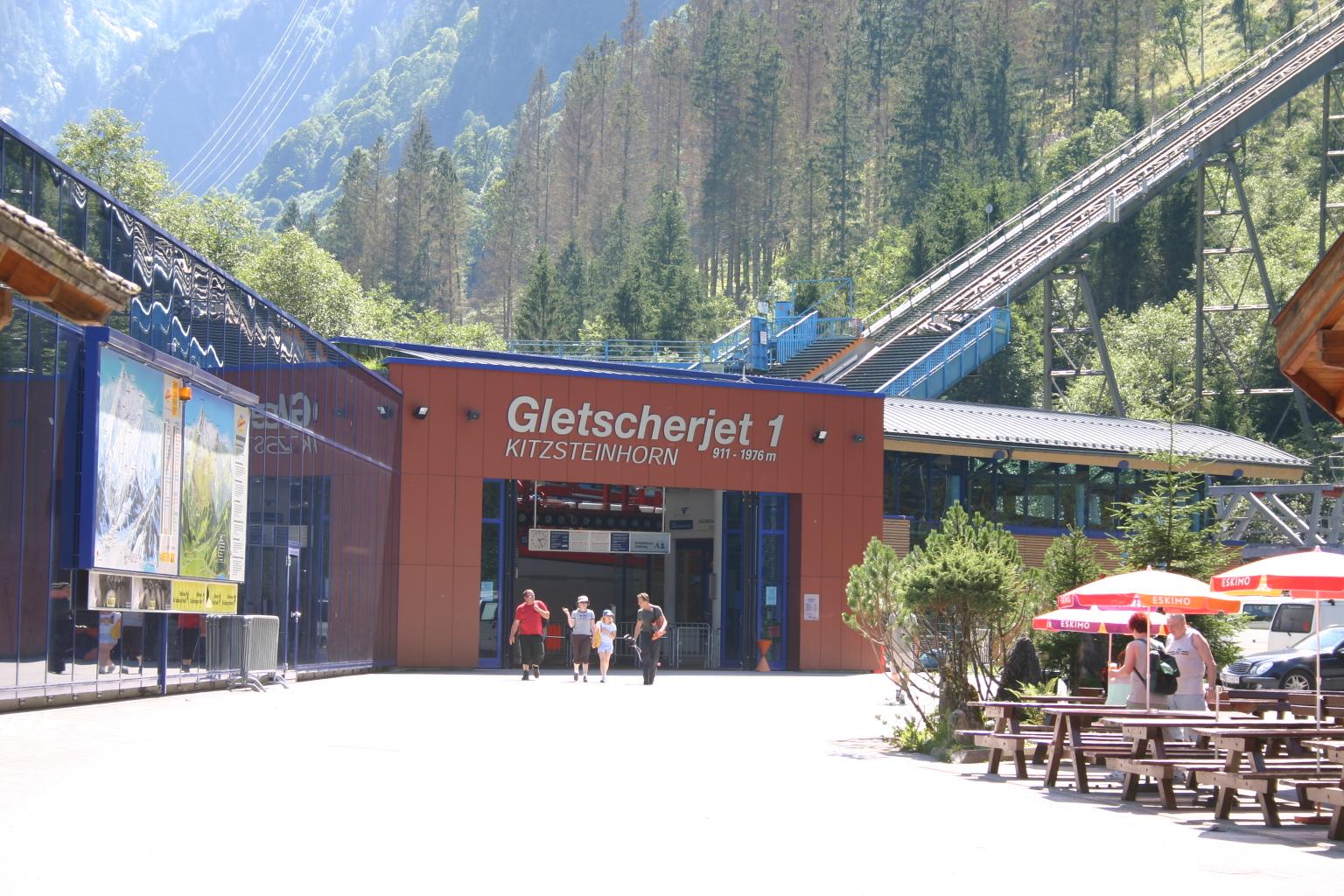 Gletscherjet 1 – Kaprun – Kitzsteinhorn