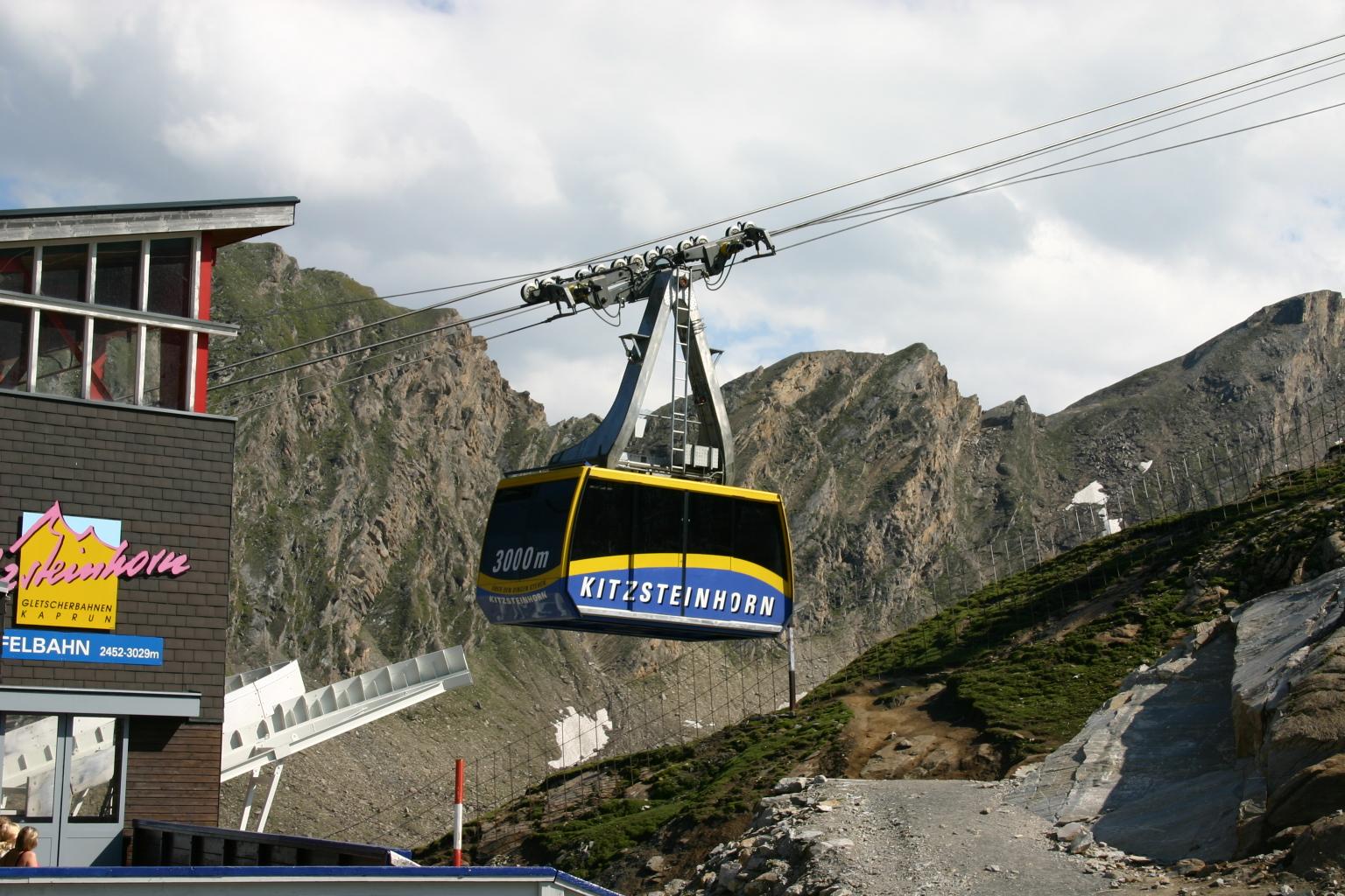 Gipfelbahn - Kitzsteinhorn - Kaprun