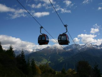 Schönjochbahn in Fiss - Serfaus-Fiss-Ladis