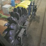 Schaufelrad einer Pelton-Turbine © Christian Schön