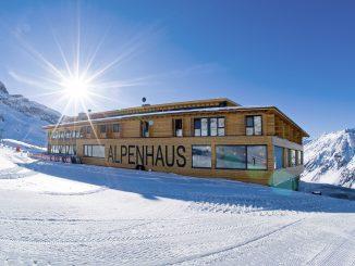 Alpenhaus Bergrestaurant in Ischgl - © TVB Paznaun-Ischgl