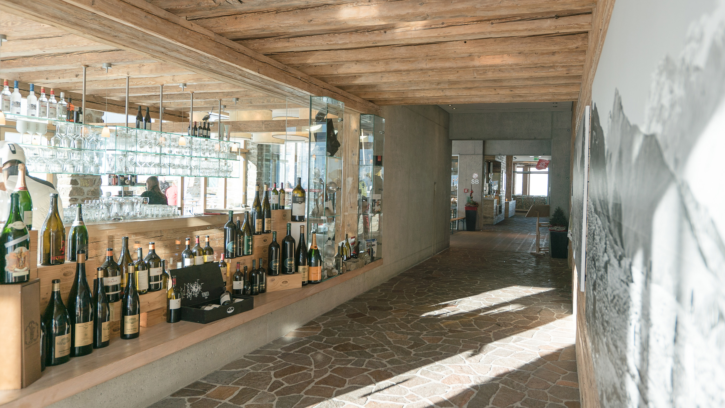 Alpenhaus Bergrestaurant in Ischgl – © TVB Paznaun-Ischgl