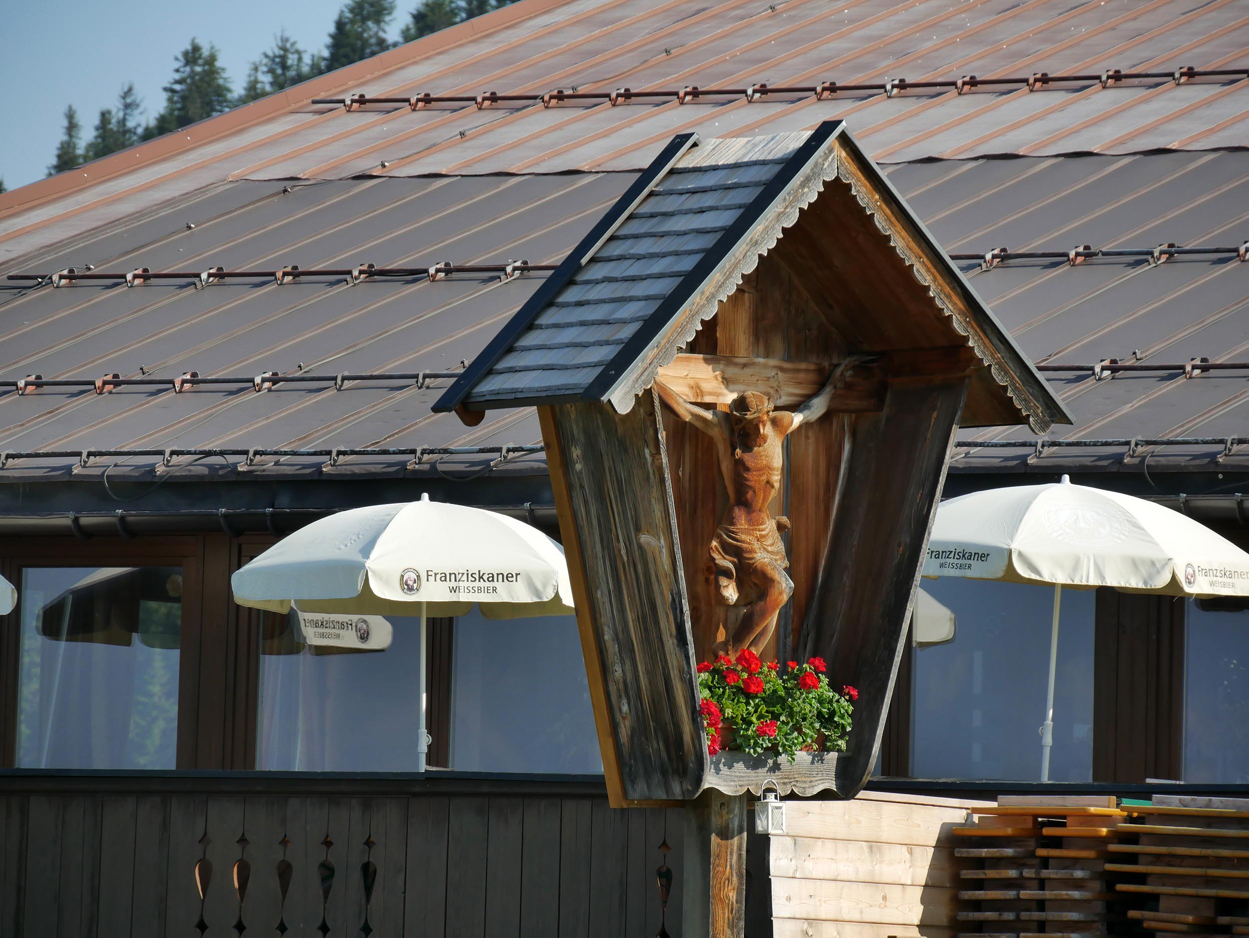 Bergrestaurant Talkaser in Westendorf – © Christian Schön