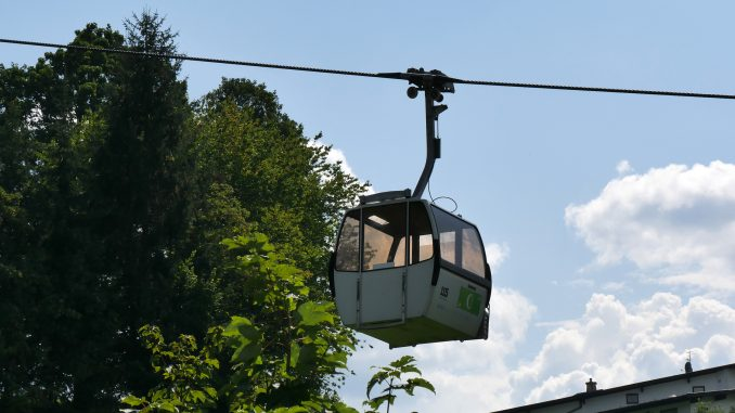 Fleckalmbahn Kirchberg - © Christian Schön