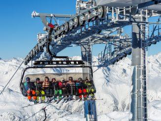 B2 Flimjochbahn in Ischgl - © TVB Paznaun-Ischgl