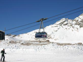 Gipfelbahn Zugspitze - © Christian Schön