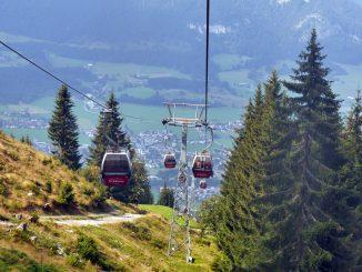 Gondelbahn Harschibichl in St. Johann in Tirol - © Christian Schön