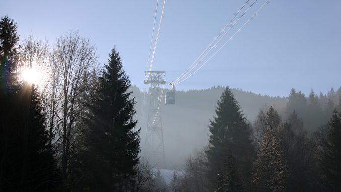 Alte Hausbergbahn Garmisch (bis 2006)