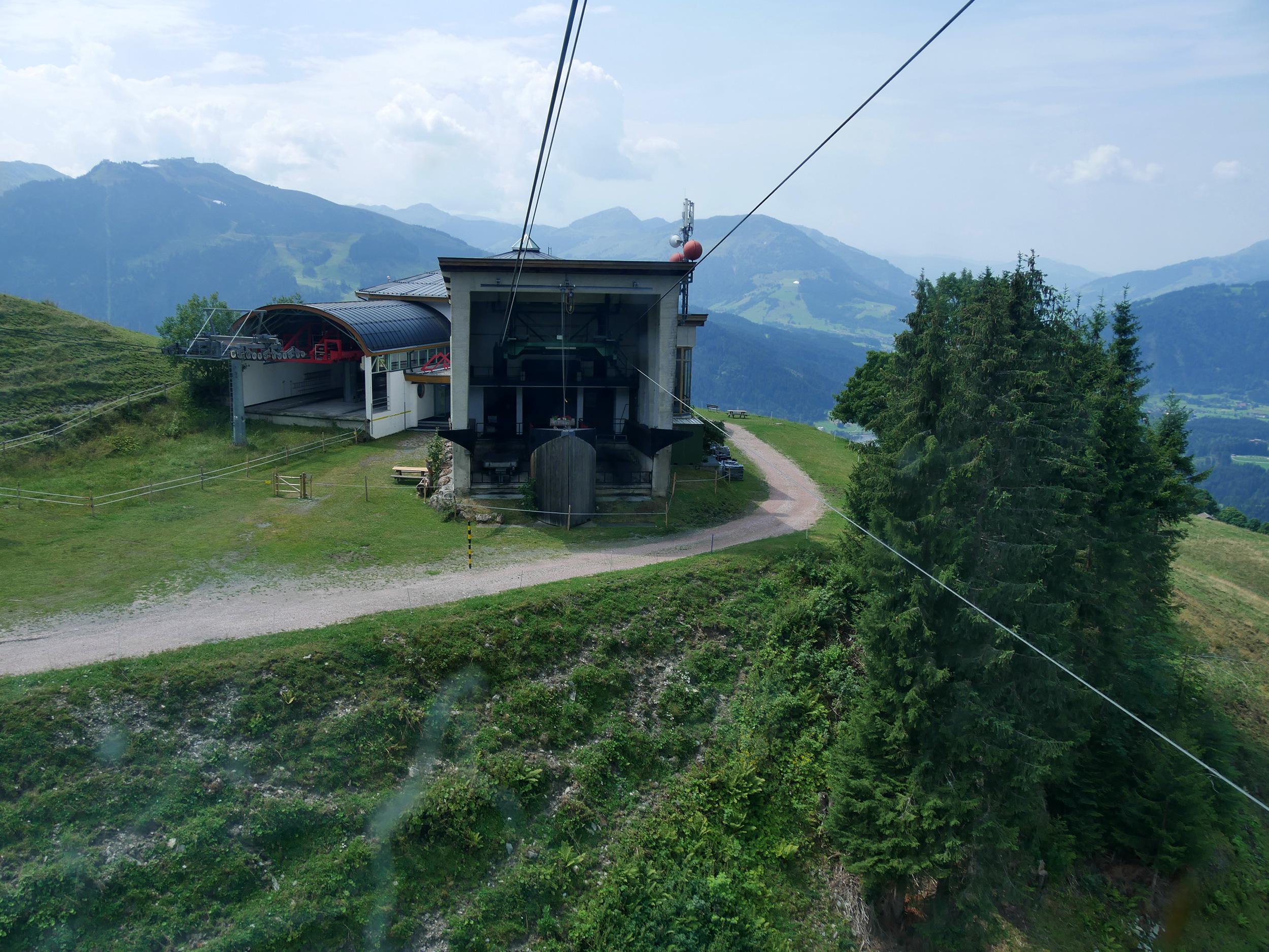 Horngipfelbahn Kitzbühel – © Christian Schön