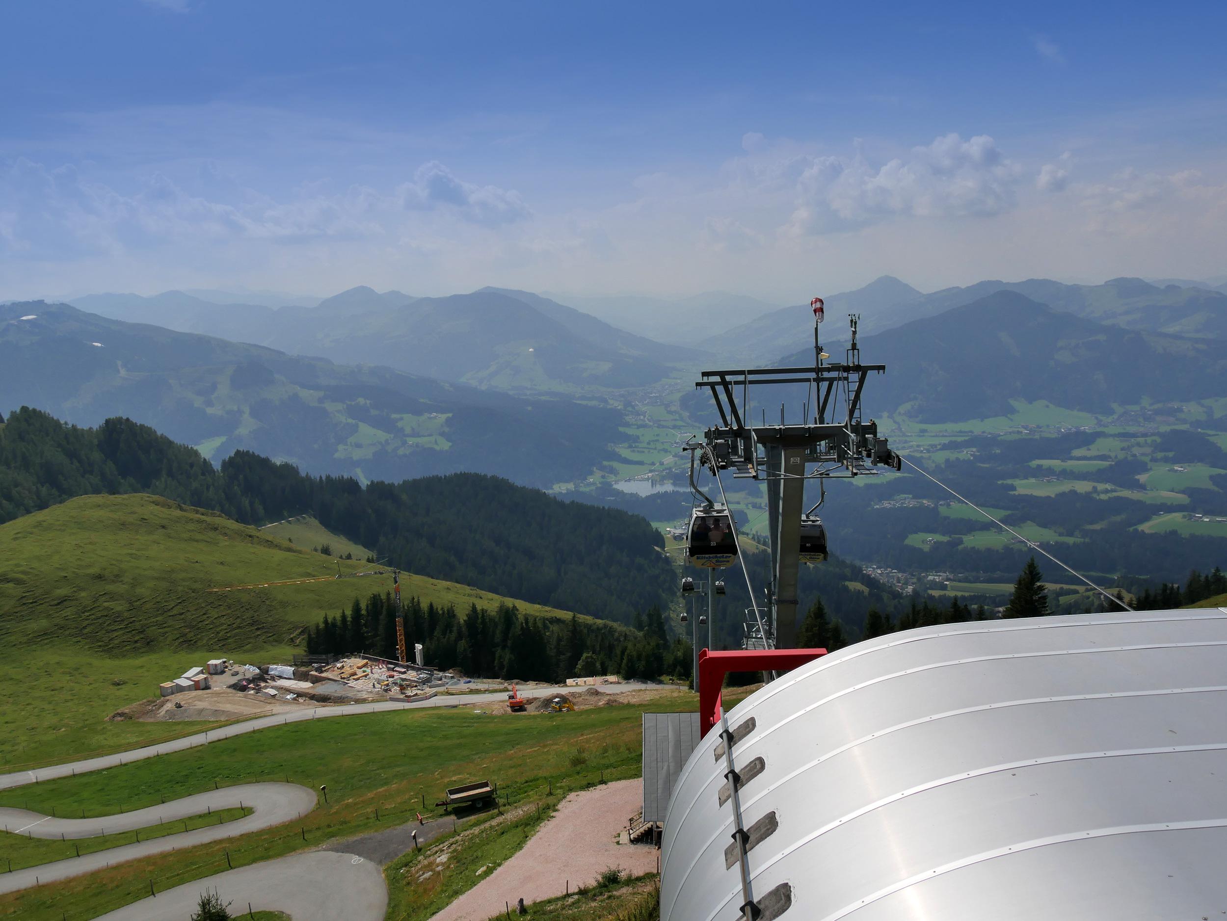 Kitzbüheler Hornbahn – © Christian Schön