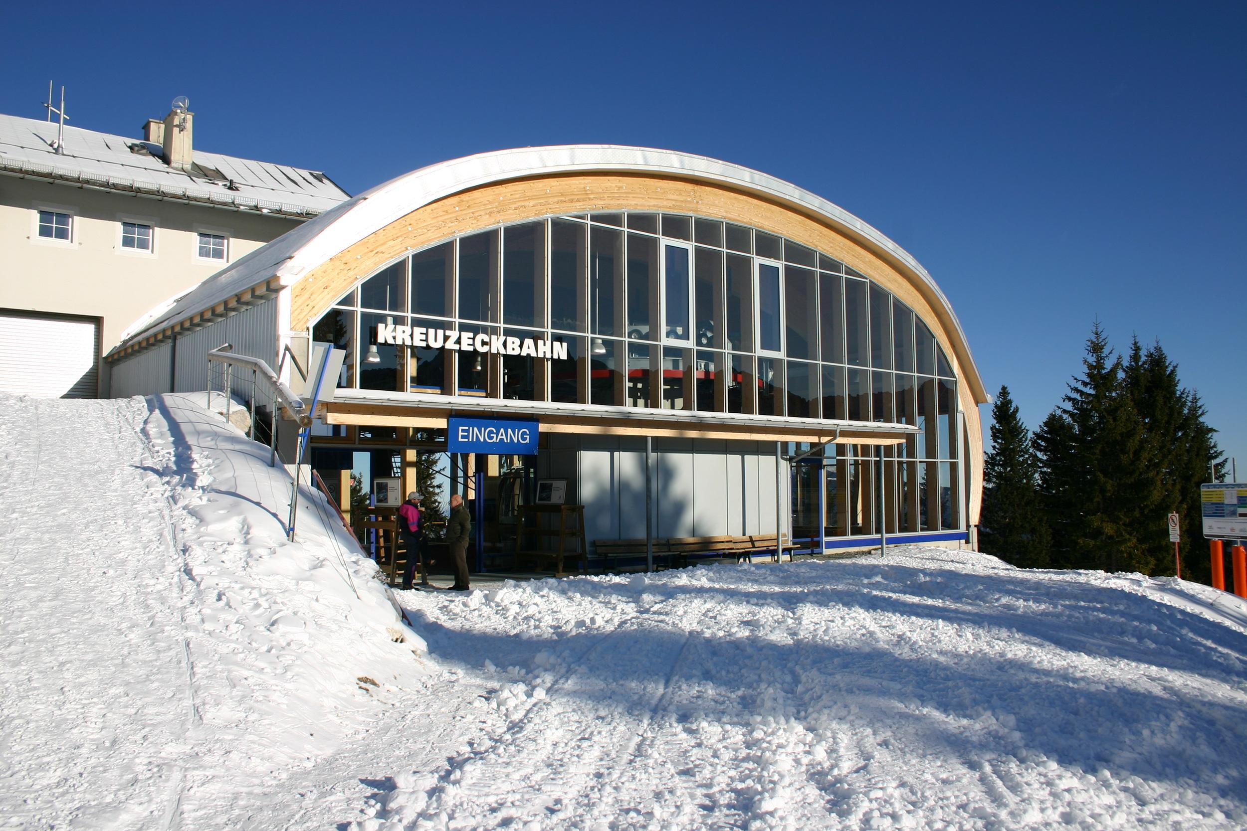 Kreuzeckbahn Garmisch – © Christian Schön