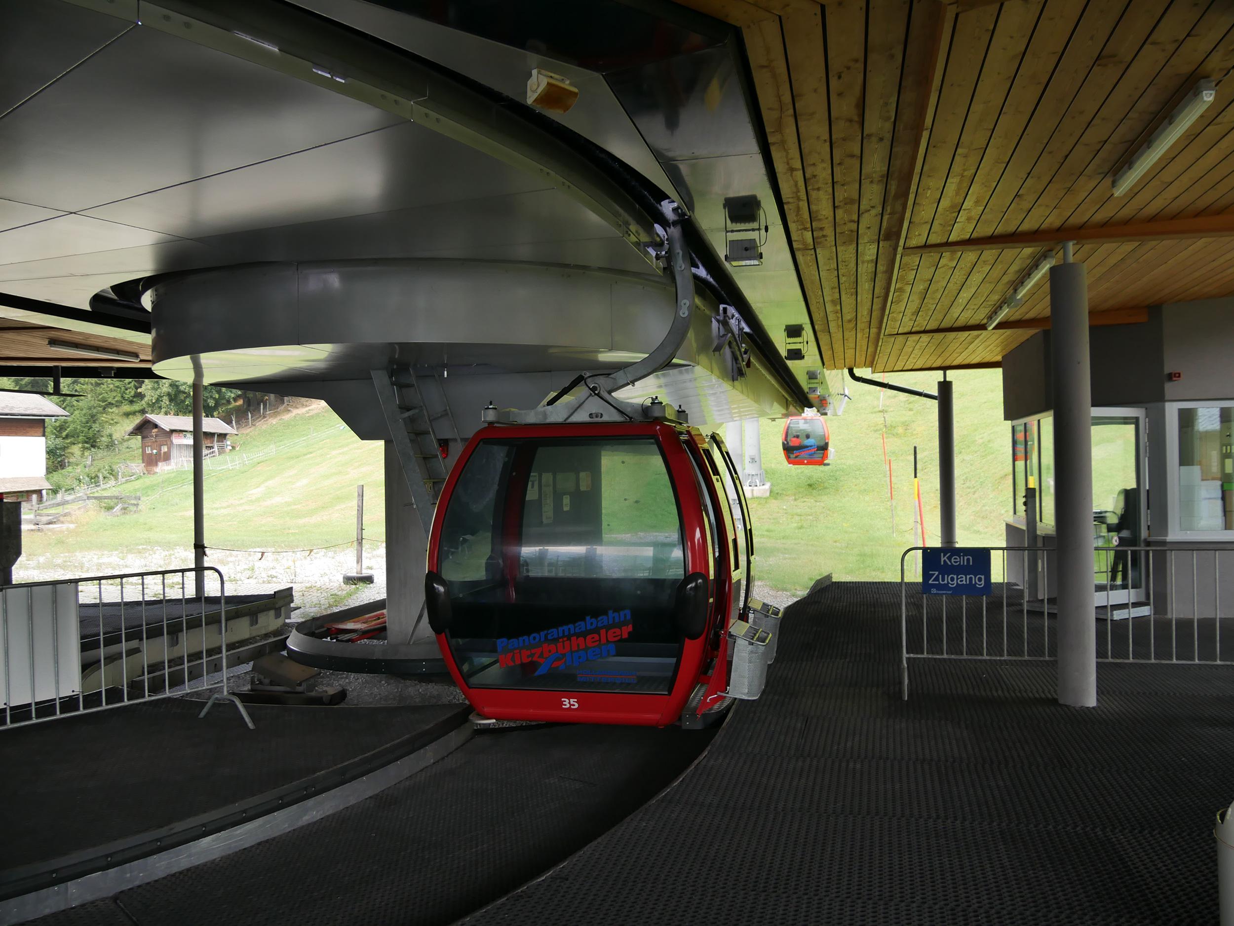 Panoramabahn Kitzbüheler Alpen – © Christian Schön