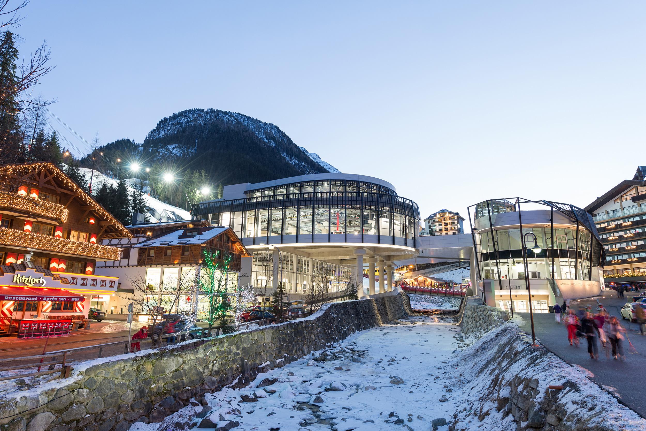 3S Pardatschgratbahn in Ischgl – © TVB Paznaun-Ischgl