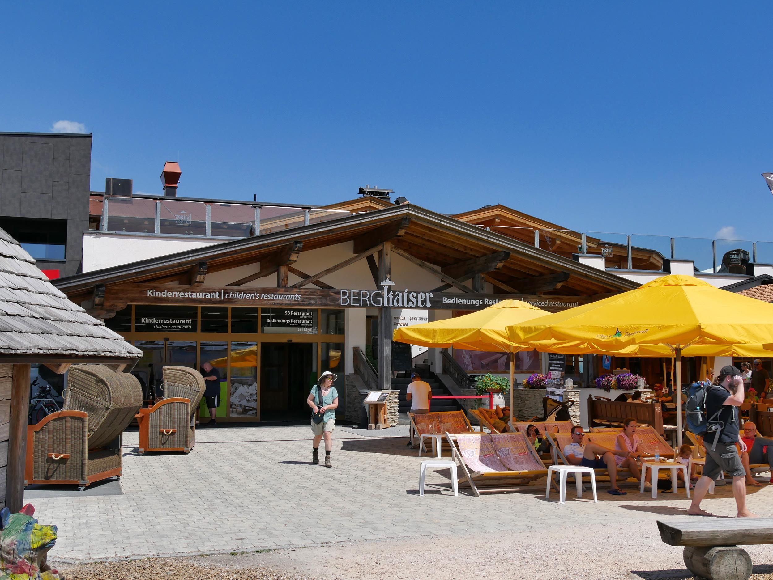 Bergrestaurant Bergkaiser – © Christian Schön
