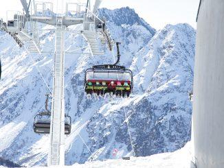 Sonnenbahn in Ischgl - © TVB Paznaun-Ischgl