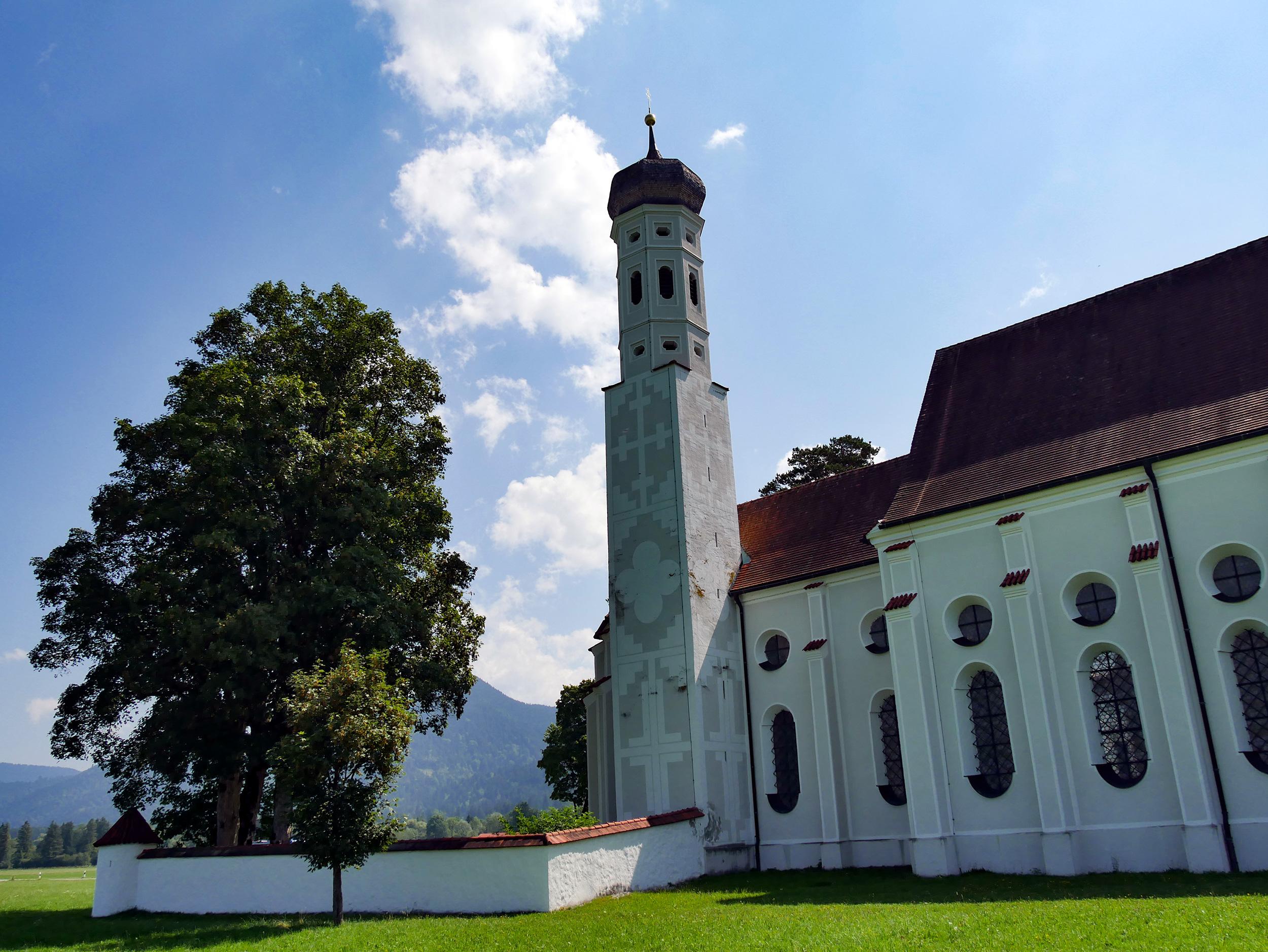 Kirche St. Coloman bei Schwangau – © Christian Schön