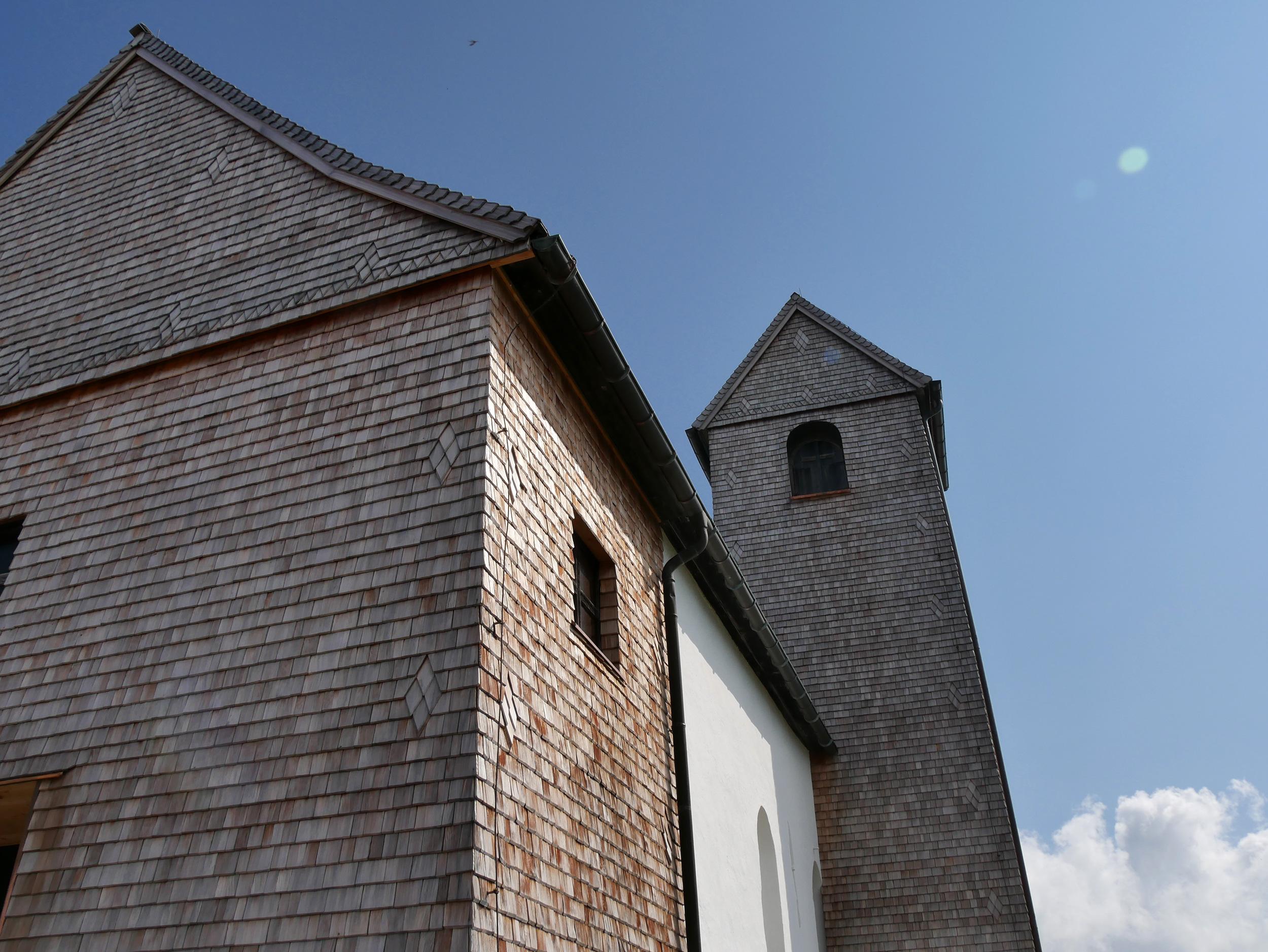 Salvenkirche auf der Hohen Salve – © Christian Schön