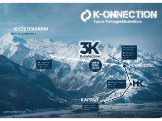 3K K-ONNECTION Kaprun-Kitzsteinhorn (Bild: Kitzsteinhorn)