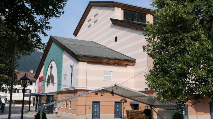 Oberammergauer Passionsspiele verlegt auf 2022