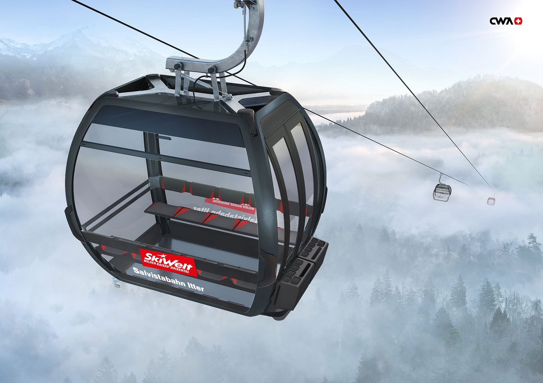 Salvistabahn SkiWelt Itter