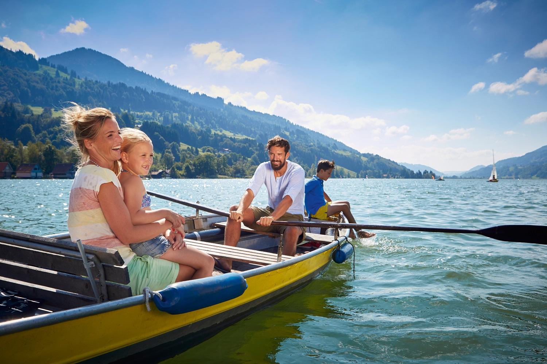 kurze Auszeit von der Familientour – Allgäu GmbH