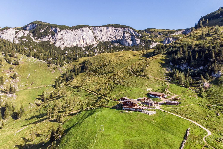Dalfaz Alm_c_Achensee Tourismus