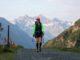 Vier Strecken, ein Ziel und Medaillen für alle beim Silvretta Ferwall Marsch in Galtür. // Foto: Tourismusverband Paznaun - Ischgl