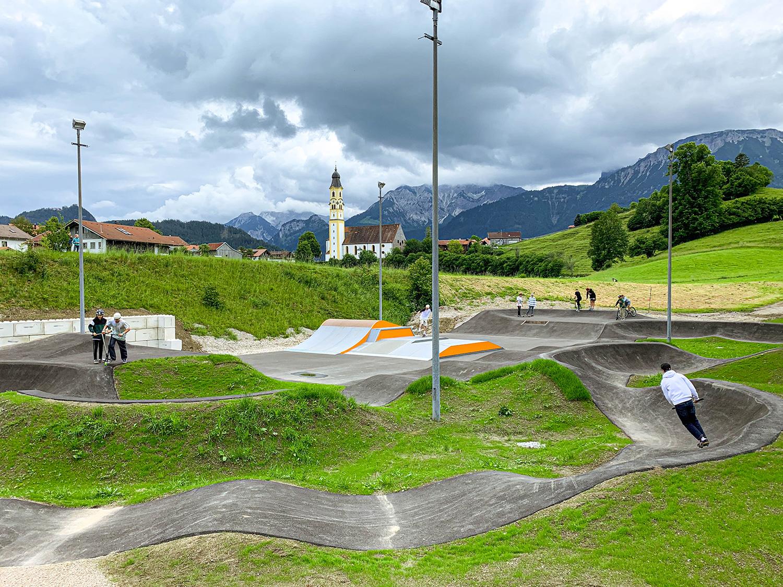 Pfronten Skate- und Bikepark