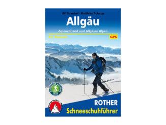 Schneeschuhführers durch das Alpenvorland und die Allgäuer Alpen.