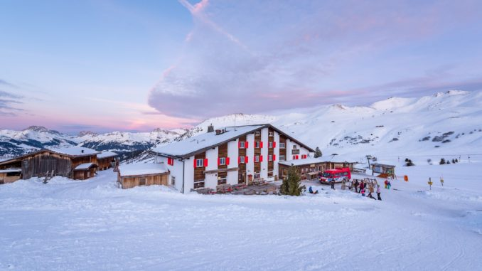 Das Skigebiet Heuberge in Graubünden bleibt im Winter 2020/21 wegen Corona geschlossen.