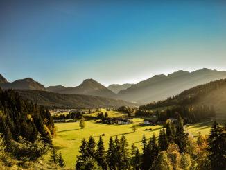 Wunderschöner Herbst im Pillerseetal. Bild: Sina Bodingbauer