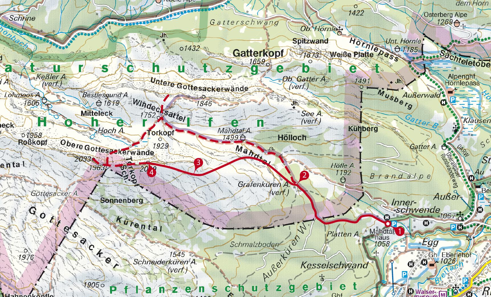 Karte_Tour-44_Copyright-FreytagBerndt-Wien