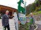 Eröffnung Haus der Steinböcke...Im Bild: LH Peter Kaiser und Peter Ruppitsch // Foto: Oskar Höher