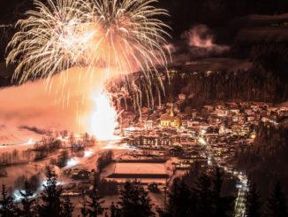 Der Tourismusverband Wilder Kaiser wird kein Feuerwerk mehr veranstalten. // Foto: TVB Wilder Kaiser/Manuel Bialucha