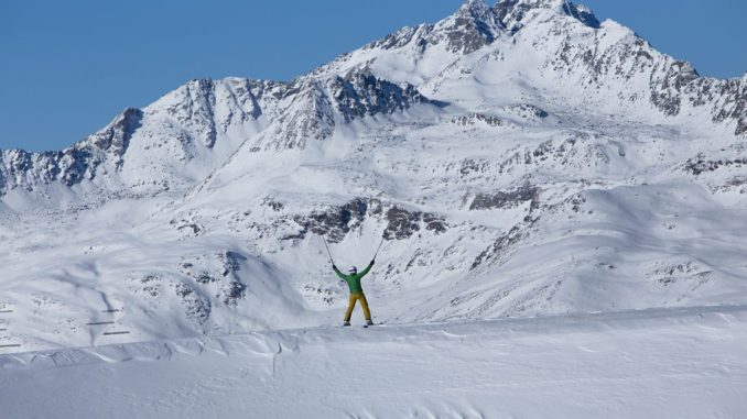 Im Skizentraum St. Jakob hast Du viel Platz. // Foto: Berg im Bild