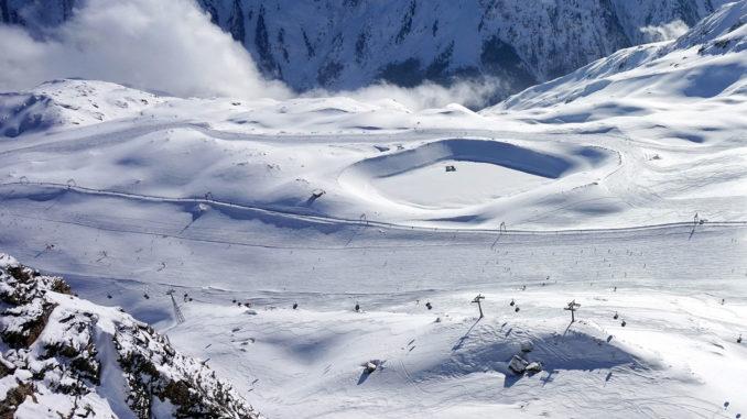 Ist skifahren in diesem Winter -wie hier in Sölden- möglich oder nicht? // Foto: pixabay.com-nervosa22
