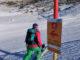 Das Queren von Skipisten ist für Tourengeher ungefährlich - so lange sich alle an die Regeln halten. // Foto: Land Tirol - Whiteroom Productions