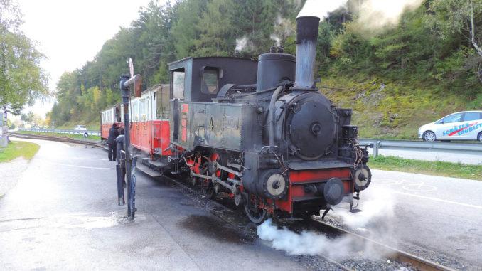 Die Achenseebahn ist ein wertvolles Kulturgut. // Foto: eisenstier auf pixabay.com