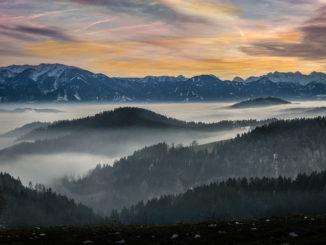 Das schöne Lavanttal in Kärnten. // Foto: liggraphy auf pixabay.com
