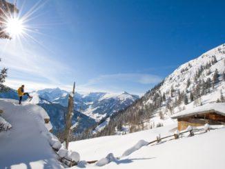 Das gibt mit Sicherheit viele Likes: das Alpbachtal ist very instagrammable. // Foto: Alpbachtal Tourismus