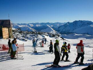 Der Corona-Lockdown geht weiter: Volle Pisten in Österreich - wie hier in Ischgl - wird es vor dem 8. Februar 2021 nicht geben.
